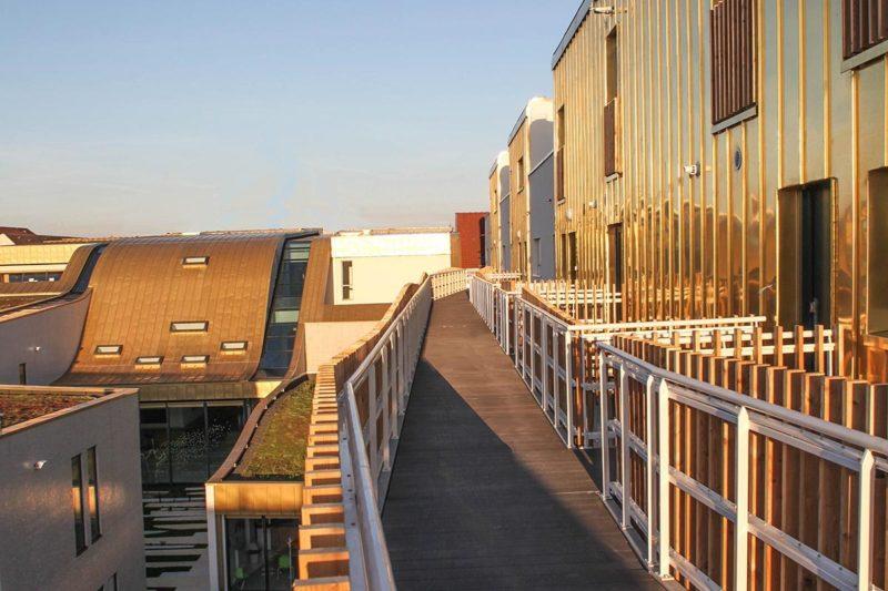 Ecole d'Art de Calais - Copper Concept