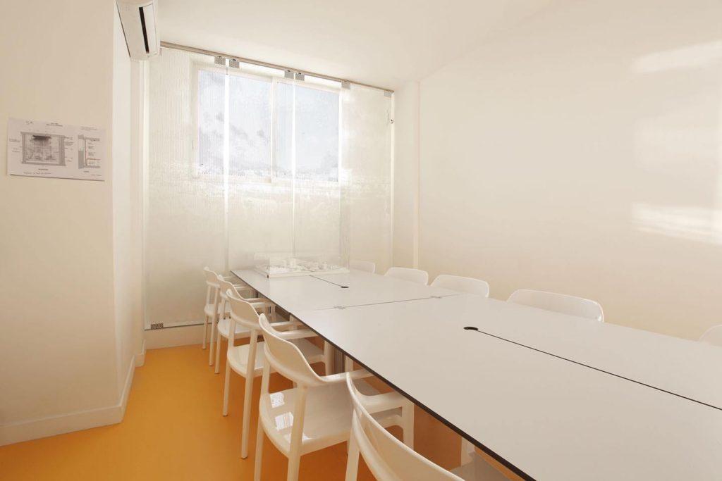 Agence Arcame - Salle de réunion