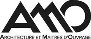 Logo AMO - Architecture et Maîtres d'Ouvrage