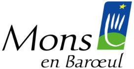 Logo Mons-en-baroeul