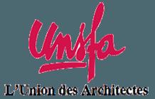 Logo UNFSA - Le syndicat des Architectes