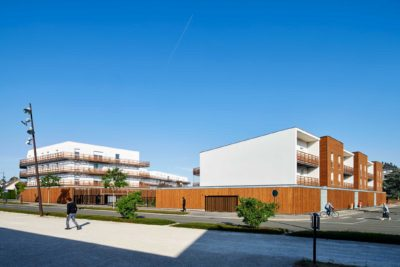 Agence Arcame - ZAC de Beaulieu à Chartres
