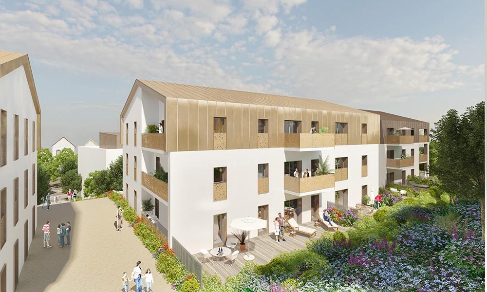 résidence jeunes actifs chartres - linkcity