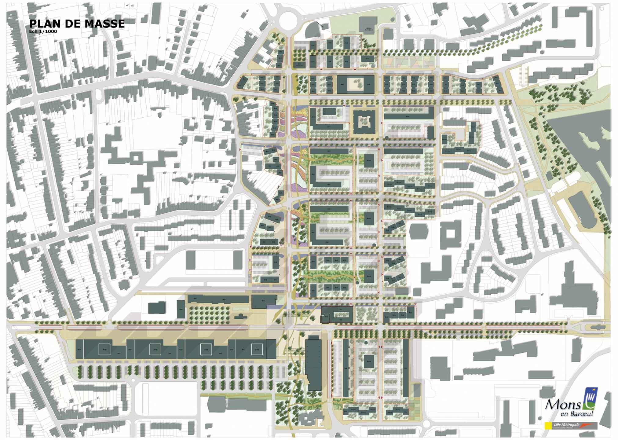 Agence Arcame - Mons-en-Barœul