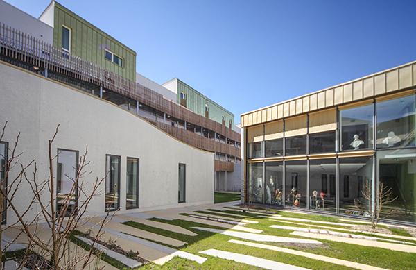 Ecole d'art - Calais - Arcame