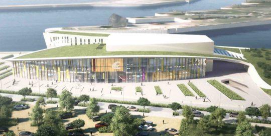 Calais - Palais des congrès