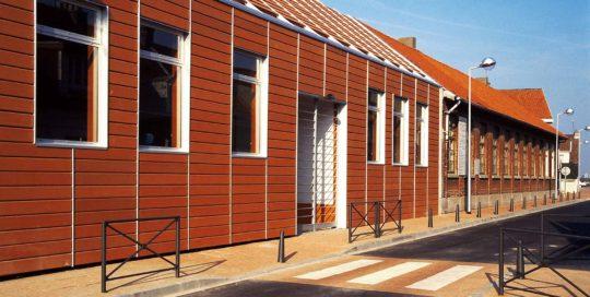 École primaire Jules Ferry - Sangate