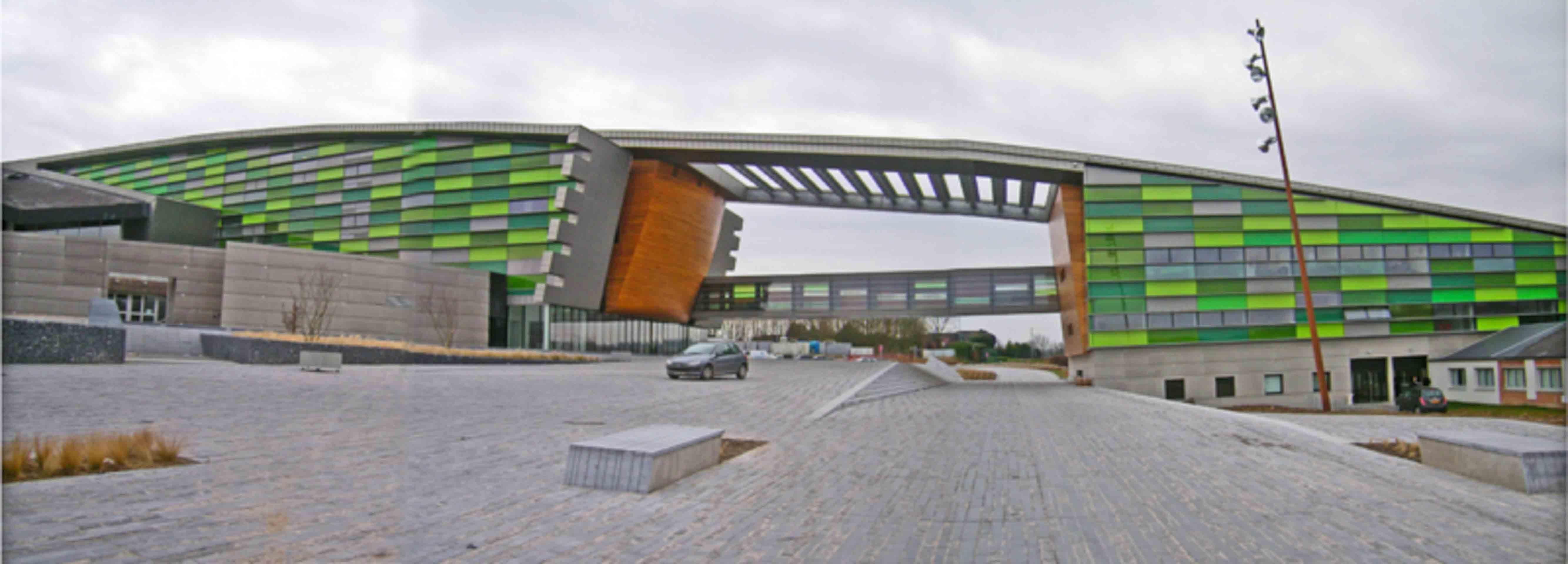 Liévin - Complexe sportif et culturel