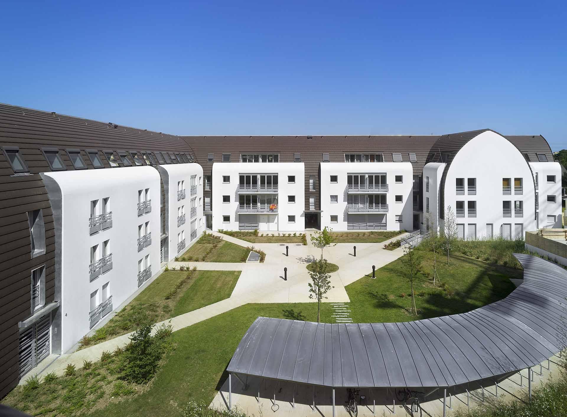 Limeil-Brévannes - 68 logements intermédiaires