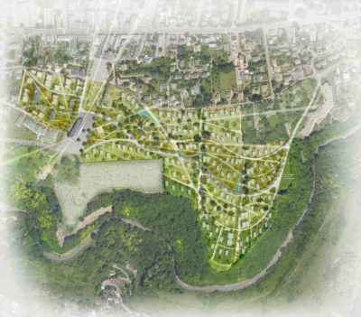 ZAC les Jardins de la Basilique – Bonsecours