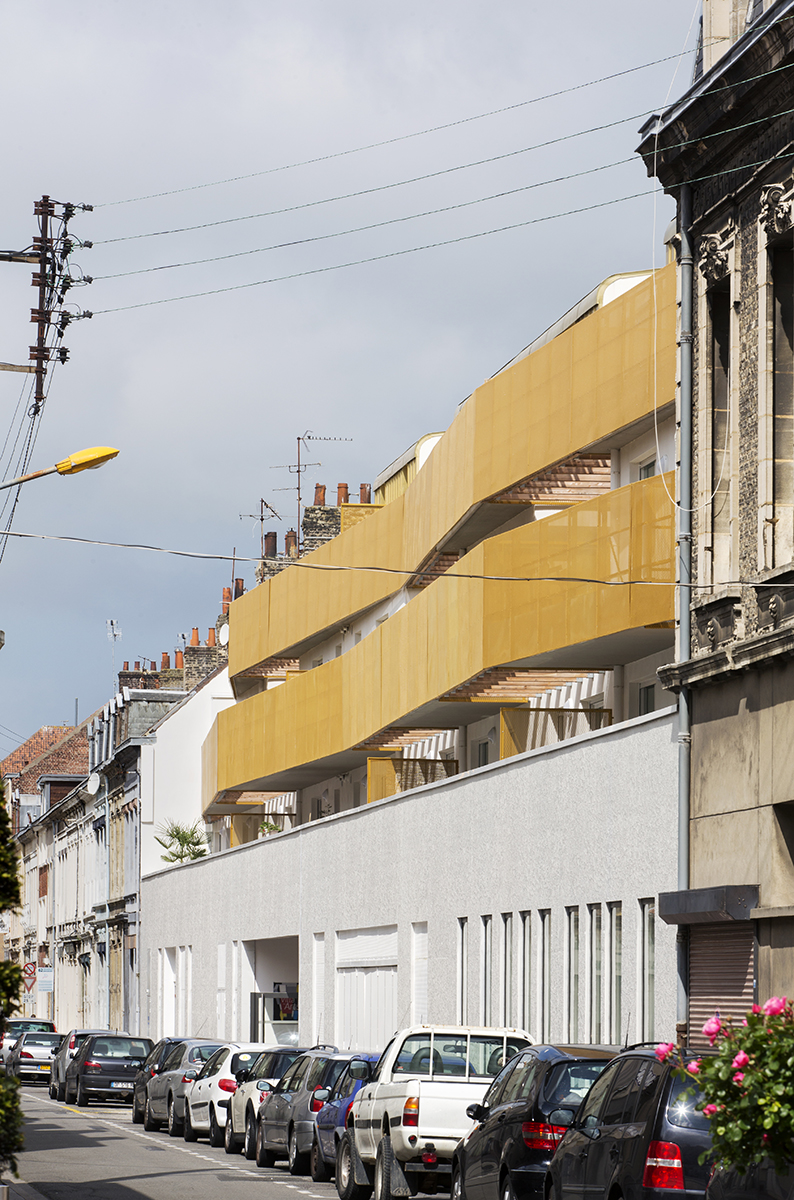 Arc.Ame école d'art Calais