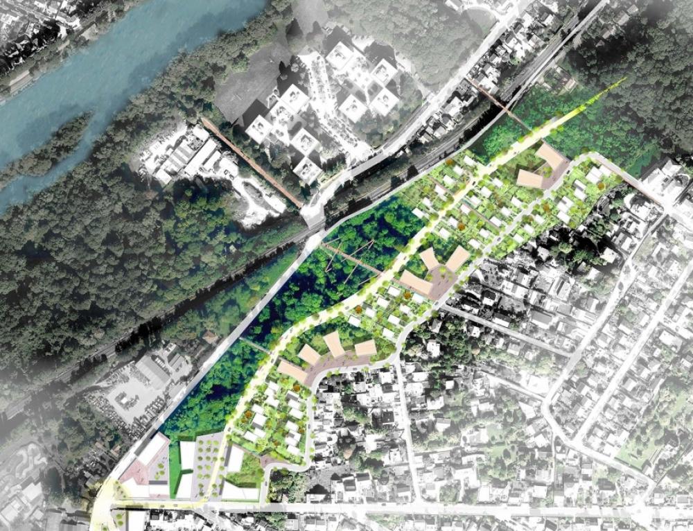 Ormesson-sur-Marne (94) • Maîtrise d'œuvre urbaine