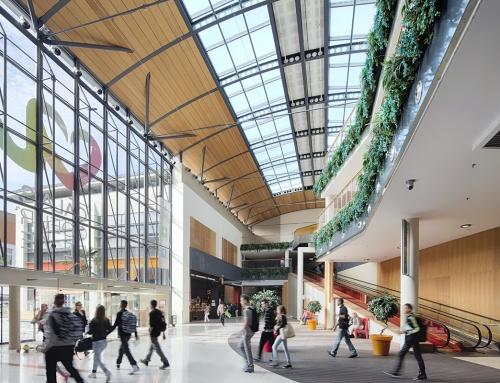 Calais (62) • Centre commercial Cœur de Vie