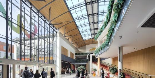 ARCAME centre commercial Cœur de Vie Calais
