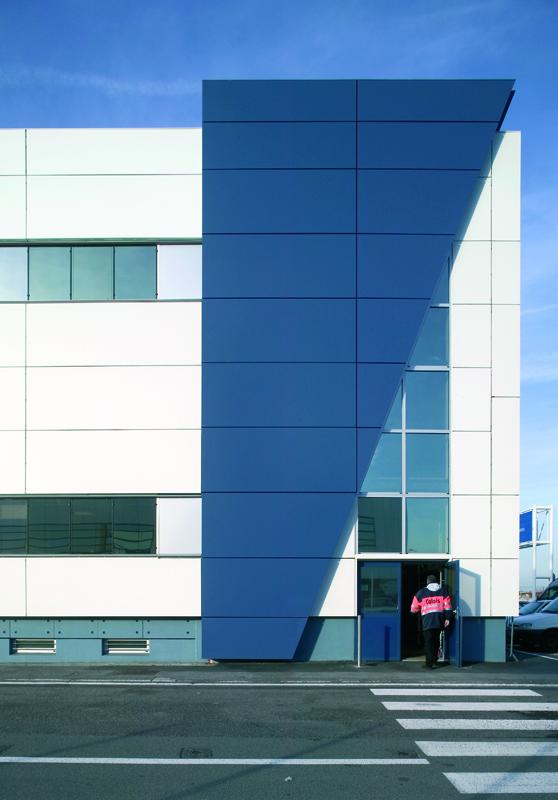 ARCAME poste central port de Calais