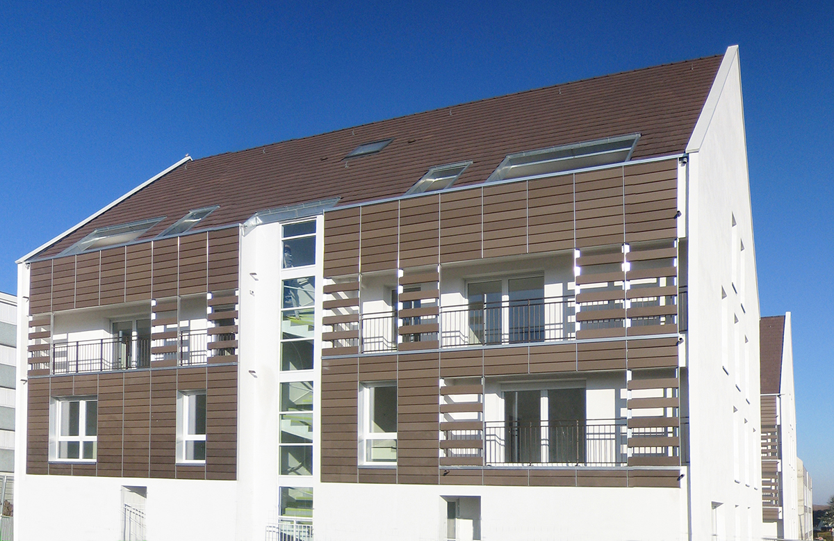 ARCAME Domaxis Ecquevilly logements collectifs
