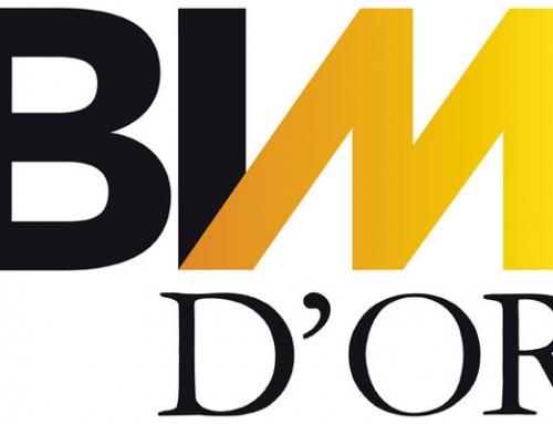 Nomination aux BIM d'Or 2017 !