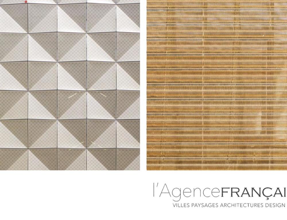 Arc.Ame et Lankry Architectes fondent l'Agence Française.